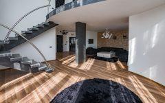 """двухэтажные люкс апартаменты в комплексе закрытого типа """"Перла"""" г. Бургас"""
