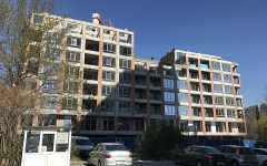 Продается двухкомнатная квартира в строящемся доме ЖК «Славейков», Бургас