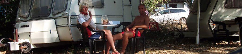Кемпинги и караванинг в Болгарии