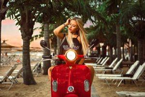 скутер Motoretta