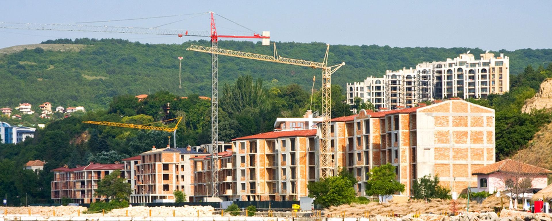 Строительство в Болгарии